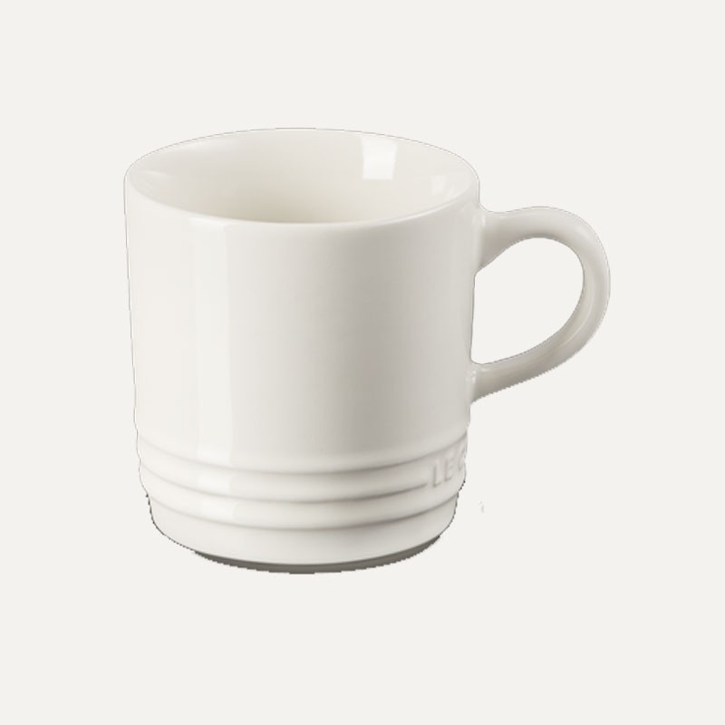 Taza 20cl cream - LE CREUSET