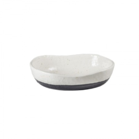 BLACK & WHITE Bol Oval 55 cl - TABLESWING