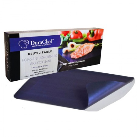 Hoja Plancha o Sartén 21x37cm - Durachef