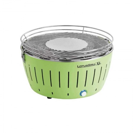BARBACOA COLOR VERDE LIMA XL - LOTUSGRILL