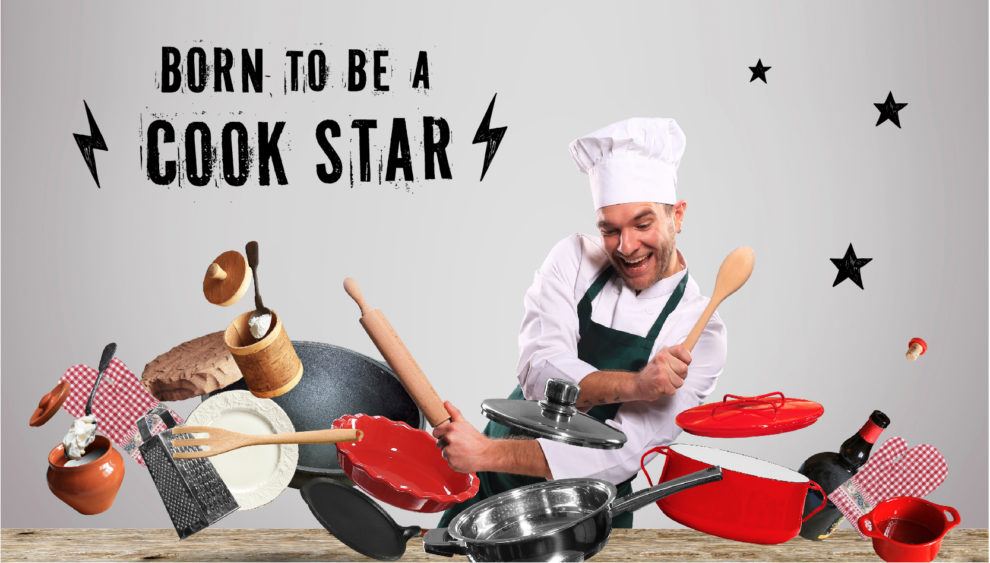 cook star concurso yelow